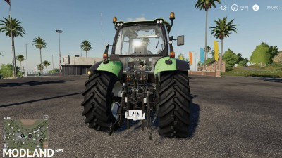Deutz Fahr m620 v 1.0, 3 photo