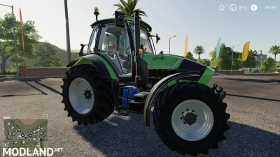 Deutz Fahr m620 v 1.0, 4 photo