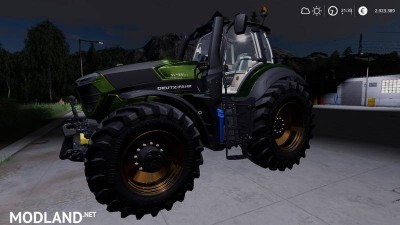 Deutz Fahr Series 9 Nerd MP v 1.0