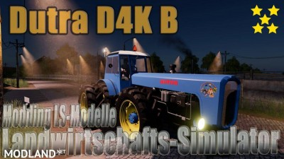 Dutra D4K B v 1.0