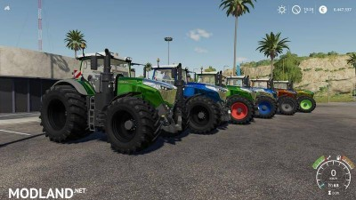 Fendt 1000 Vario by Alex Blue v 1.0.6, 3 photo