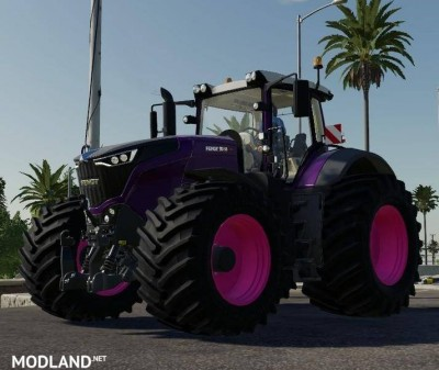 Fendt 1000 Vario by Alex Blue v 1.0.6, 7 photo