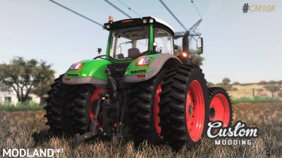 Fendt 1000 Vario US v 1.0, 3 photo