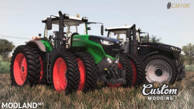 Fendt 1000 Vario US v 1.0, 5 photo