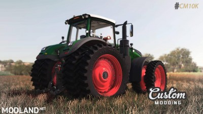 Fendt 1000 Vario US v 1.0, 7 photo