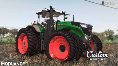 Fendt 1000 Vario US v 1.0, 1 photo