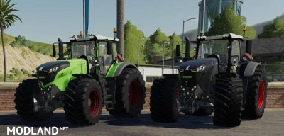 Fendt 1000 Vario v 1.0.4 by Alex Blue, 4 photo