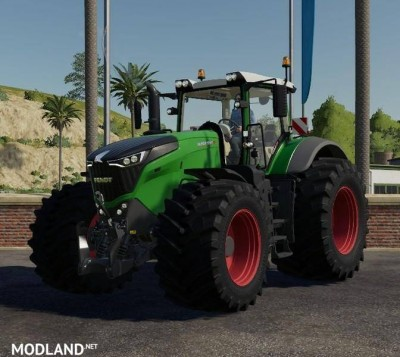 Fendt 1000 Vario v 1.0.4 by Alex Blue, 1 photo