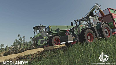 Fendt 700 Vario By Contractor Westfalen LS19 v 1.0, 4 photo