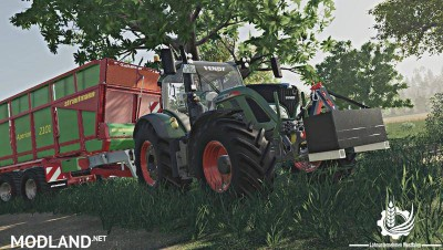Fendt 700 Vario By Contractor Westfalen LS19 v 1.0, 1 photo