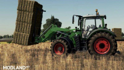 Fendt 700 Vario by ls19 wp v 1.0, 4 photo