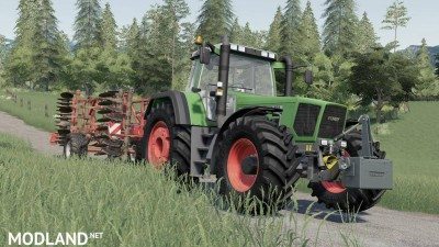 Fendt 800 Favorit v 1.1, 3 photo
