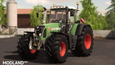 Fendt 820 TMS BY 6195 rpower official, 2 photo