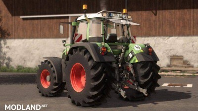 Fendt 820 TMS BY 6195 rpower official, 3 photo