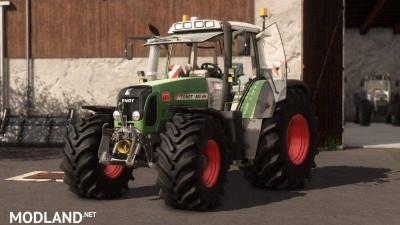 Fendt 820 TMS BY 6195 rpower official, 1 photo