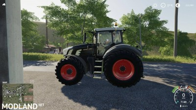 Fendt 900 Black Edition v 1.0, 2 photo