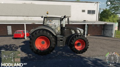 Fendt 900 Black Edition v 1.0, 5 photo