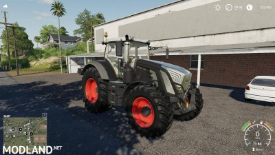 Fendt 900 Black Edition v 1.0, 6 photo