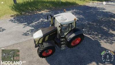 Fendt 900 Black Edition v 1.0, 8 photo