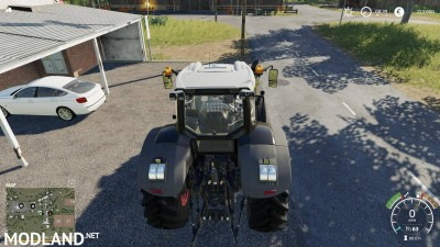 Fendt 900 Black Edition v 1.0, 9 photo