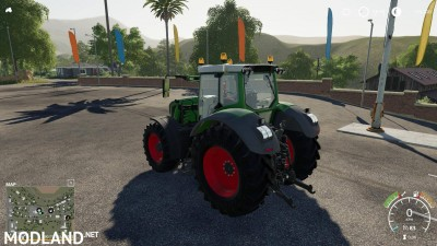 Fendt 900 Vario Fixed by Stevie, 2 photo