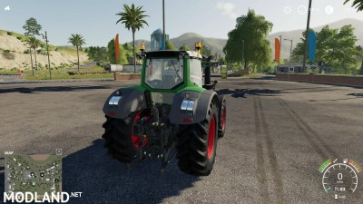 Fendt 900 Vario Fixed by Stevie, 3 photo