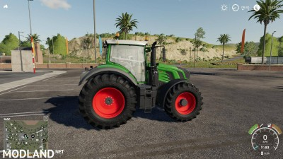 Fendt 900 Vario Fixed by Stevie, 4 photo