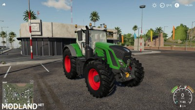 Fendt 900 Vario Fixed by Stevie, 5 photo