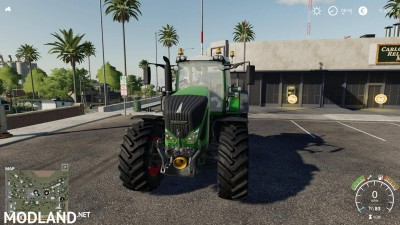 Fendt 900 Vario Fixed by Stevie, 6 photo