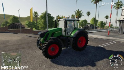 Fendt 900 Vario Fixed by Stevie, 1 photo