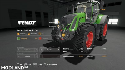 Fendt 900 Vario S4 Full option v1.0.1, 2 photo