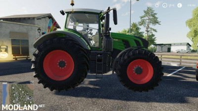 Fendt 900 Vario S4 Full option v1.0.1, 5 photo
