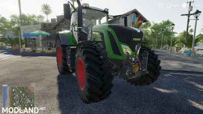 Fendt 900 Vario S4 Full option v1.0.1, 6 photo