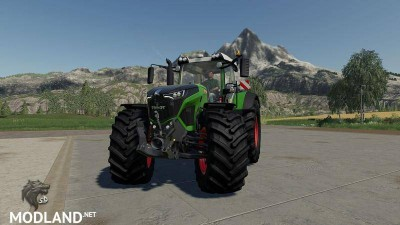 Fendt 900 Vario S5 Prototype v 1.0.1, 2 photo