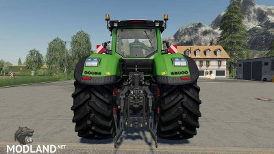 Fendt 900 Vario S5 Prototype v 1.0.1, 3 photo