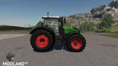 Fendt 900 Vario S5 Prototype v 1.0.1, 4 photo