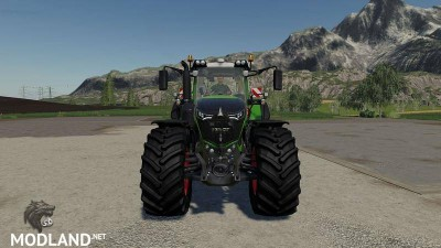 Fendt 900 Vario S5 Prototype v 1.0.1 - Direct Download image