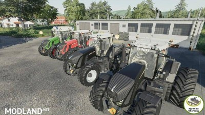 Fendt 900 Vario series By Agrar eG Oberberg, 1 photo