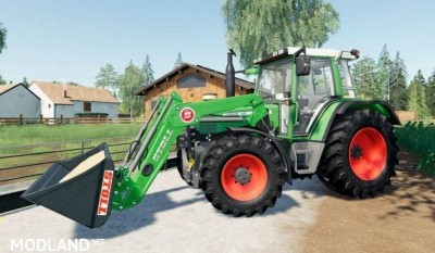 Fendt Farmer 300 Series v 1.0, 1 photo
