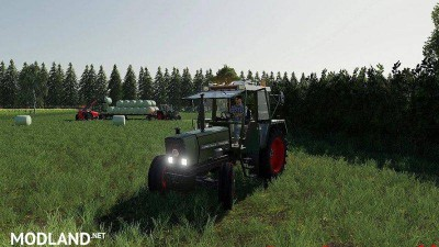 Fendt Farmer 304 v 1.0, 1 photo