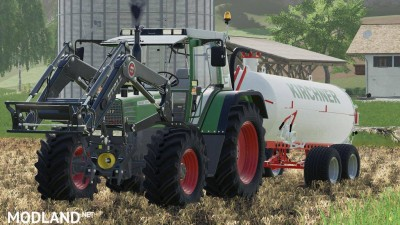 Fendt Favorit 509 510 v 3.0, 3 photo