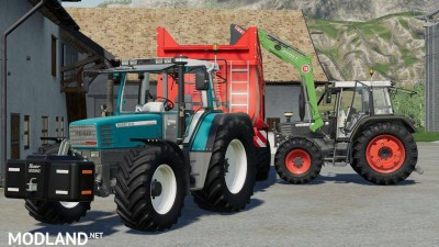 Fendt Favorit 509 510 v 3.0, 4 photo