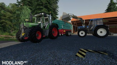Fendt Favorit 509 510 v 3.0, 5 photo