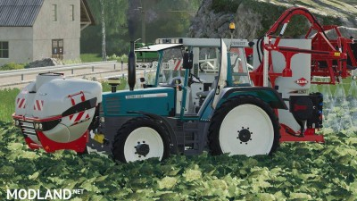 Fendt Favorit 509 510 v 3.0, 1 photo