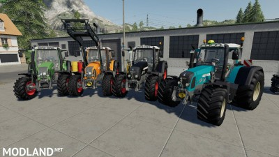 Fendt Favorit 700/800 Vario Pack v 2.0.2, 5 photo