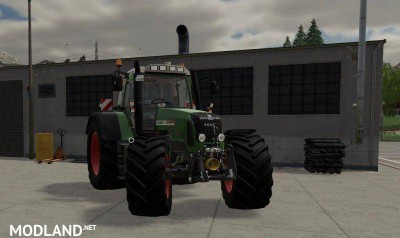 Fendt Favorit Vario 800 Tms v 1.2.1