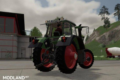 Fendt Favorit Vario 800 Tms v 1.2, 3 photo
