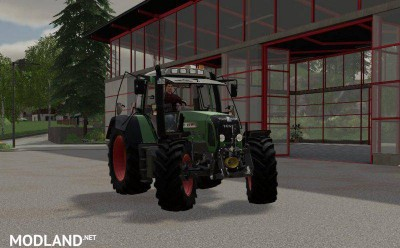 Fendt Favorit Vario 800 Tms v 1.2, 4 photo