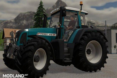 Fendt Favorit Vario 800 Tms v 1.2, 5 photo