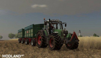 Fendt Favorit Vario 800 Tms v 1.2, 6 photo